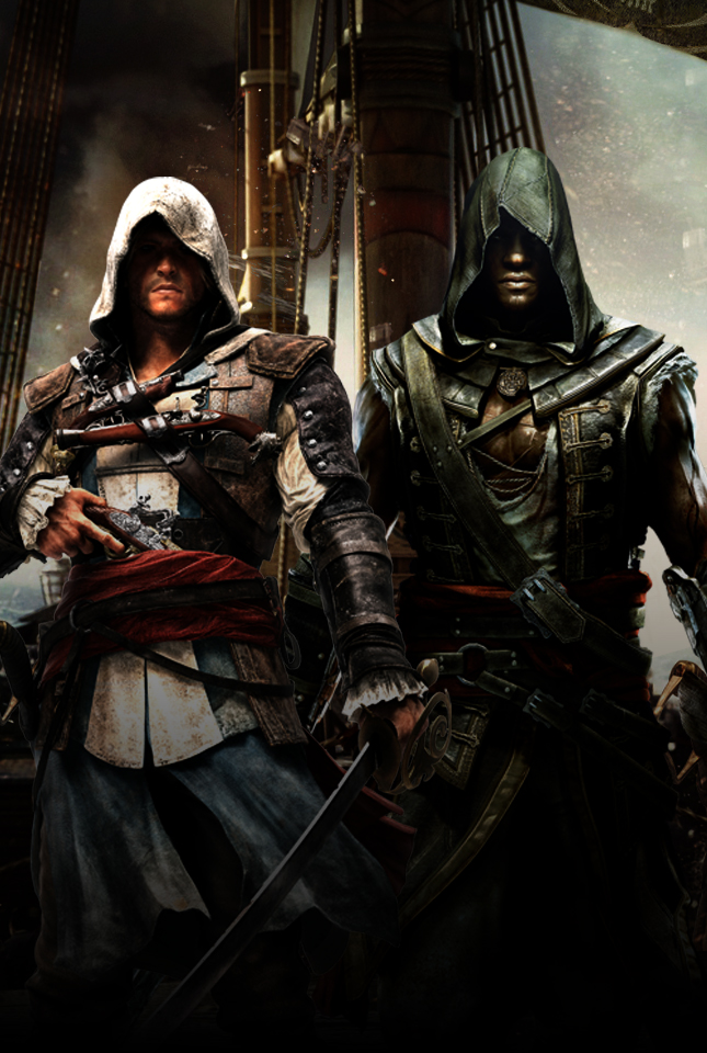 Adewale in Assassin'-s Creed IV: Freedom Cry wallpaper - Game ...