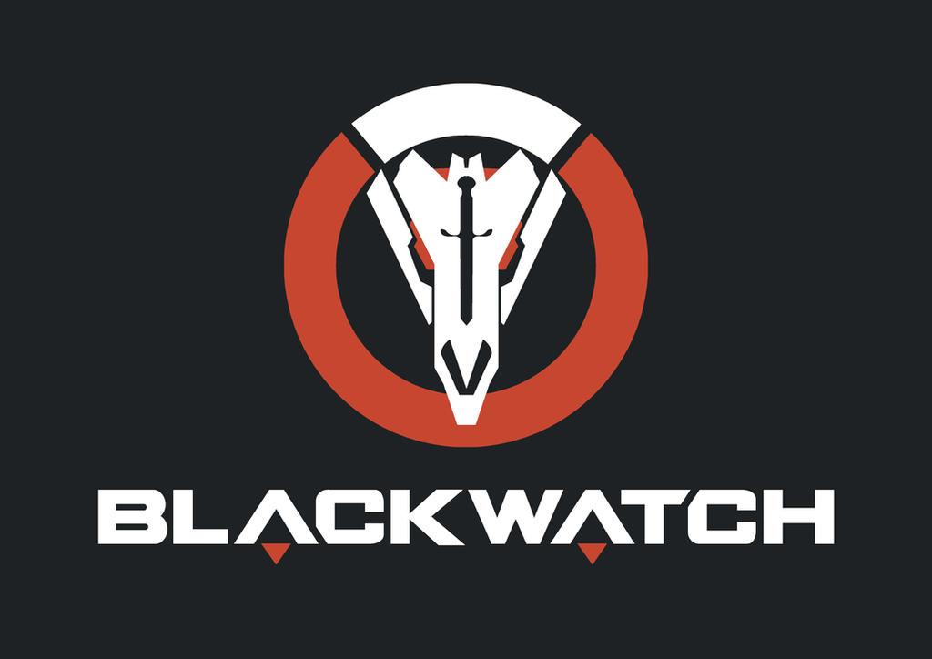 BLACKWATCH logo by GingerJMEZ on DeviantArt