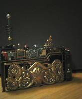 Steampunk camera back by pinochioO-5