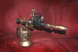 Waverly Pulse Canon Vaporizer by pinochioO-5