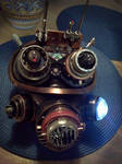 Steampunk Outlaw Mask