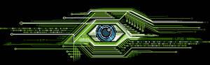 Cyberpunk Eye