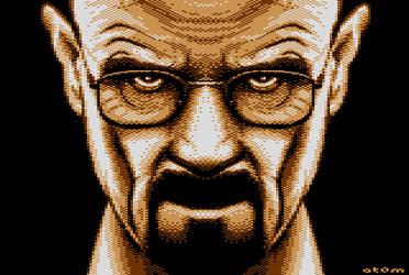 Heisenberg by at0m74