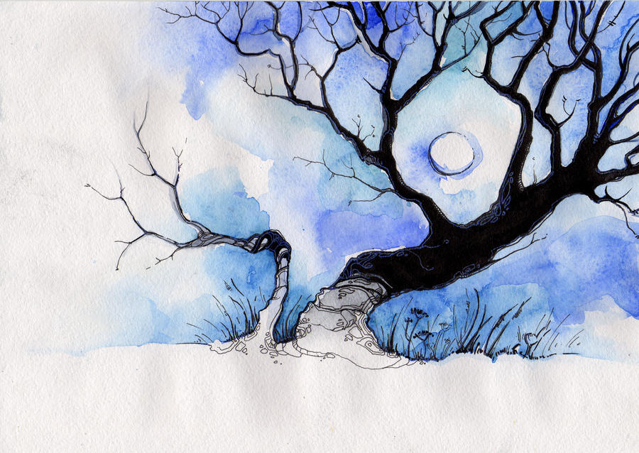 Moonlight by sulamith