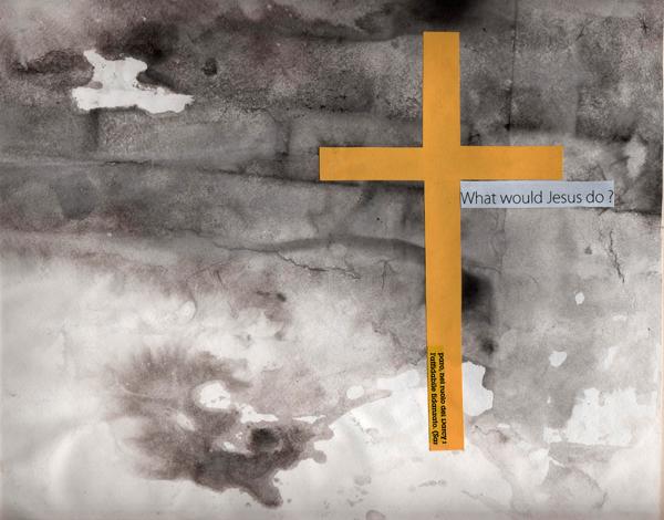 What does Jesus do by Kozlovacki