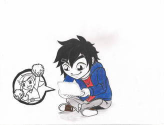 Hiro AU by NickTheDragonTrainer