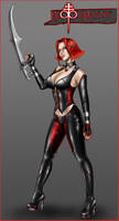 BloodRayne by Ferch