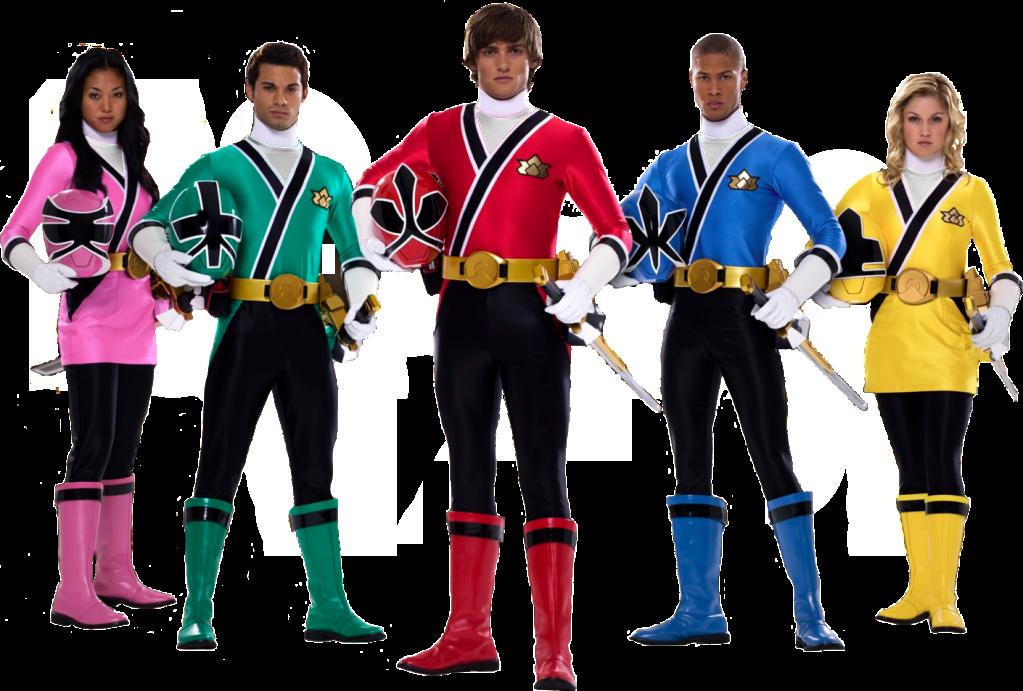 power rangers samurai - 1023×691
