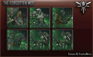Troops of The Forgotten Mod by ErastusMercy
