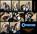 My-Little-Plushie Crossover Pony Constest: GLaDOS