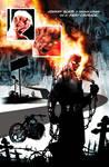 ghost rider pg2 by artist Tom Kelly