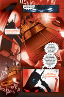 batman Beyond knightpatrol pg1 by TomKellyART