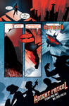 batman Beyond knightpatrol pg3 by Tom  kelly
