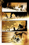 worthy pg9 color by artist Tom Kelly