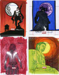 marvel Universe sketch cards14