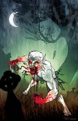 Blood feeder by TomKellyART