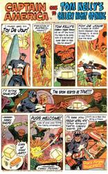 Toy de jour promo Cappy by TomKellyART
