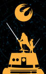 Starwars Rebels New Knights by artist TOM KELLY