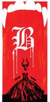 Bathory Blood Bath by artist Tom Kelly by TomKellyART
