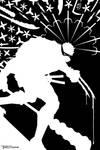 TMNTober Slash by Tom Kelly