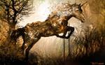 The Brittle Leaf Unicorn by Tom Kelly