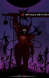 Vlad the Impaler by Tom Kelly by TomKellyART
