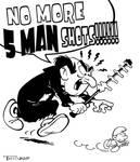 Gargamel 5 man by Tom Kelly