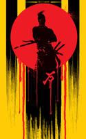 Manji bloody Manji By Tom Kelly by TomKellyART