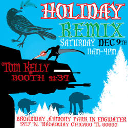 Darth Holiday Remix by Tom kelly