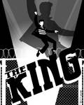Elvis The king By Tom Kelly