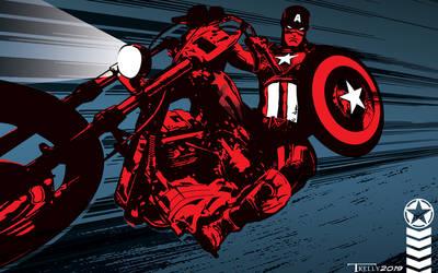 Chopper Cap by Tom kelly