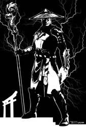 Raiden Dark mk11 by Tom kelly