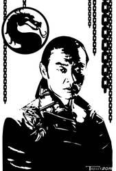 Shang Tsung Young mk11 by Tom Kelly