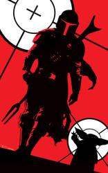Target Madalorian by Tom kelly