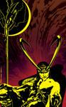 Loki The Usurper By Tom Kelly