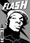 Flash By Tom Kelly by TomKellyART