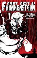 Frank Fist Frankenstein Prime Cover by Tom Kelly