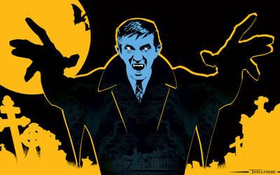 Dark Shadows Barnabas By Tom Kelly