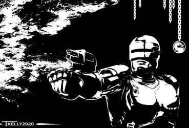 Robocop Burner by Tom Kelly