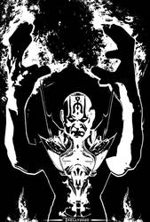 Quan Chi Ghost Fire by Tom Kelly