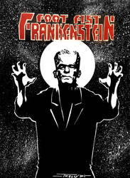 Classic Frank 1A Sketch cover by Tom Kelly