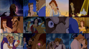 Beauty and the Beast Wallpaper