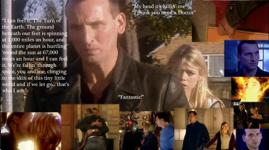 ninth doctor and rose relationship