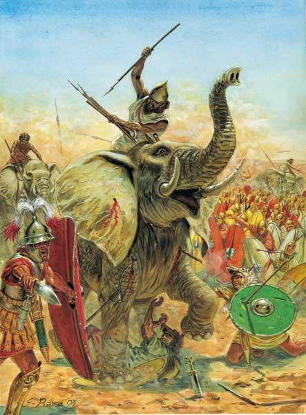 Punic War by Fall3NAiRBoRnE