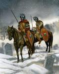 Roman Cavalry 3rd C. AD