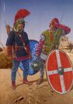 Lanciarii Legio II Parthica