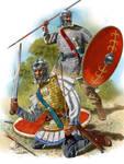 Romans 3rd C. AD