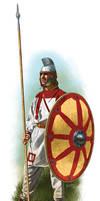 Late Roman Infantry 5th C. AD