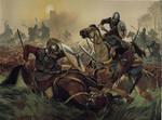 Romano British Cav vs Picts
