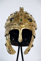 Late Roman Helm 4th-5th C. AD by Fall3NAiRBoRnE